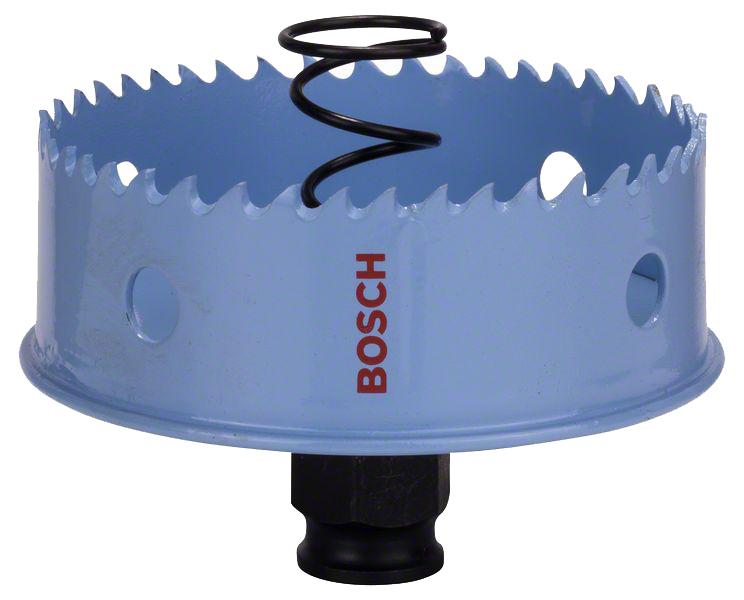 Биметаллическая коронка Bosch SHEET-METAL 79 мм 2608584807