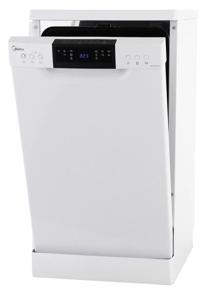 Посудомоечная машина 45 см Midea MFD45S320W white