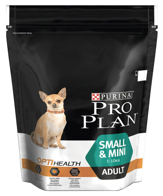 PRO PLAN OPTIHEALTH SMALL #AND# MINI ADULT