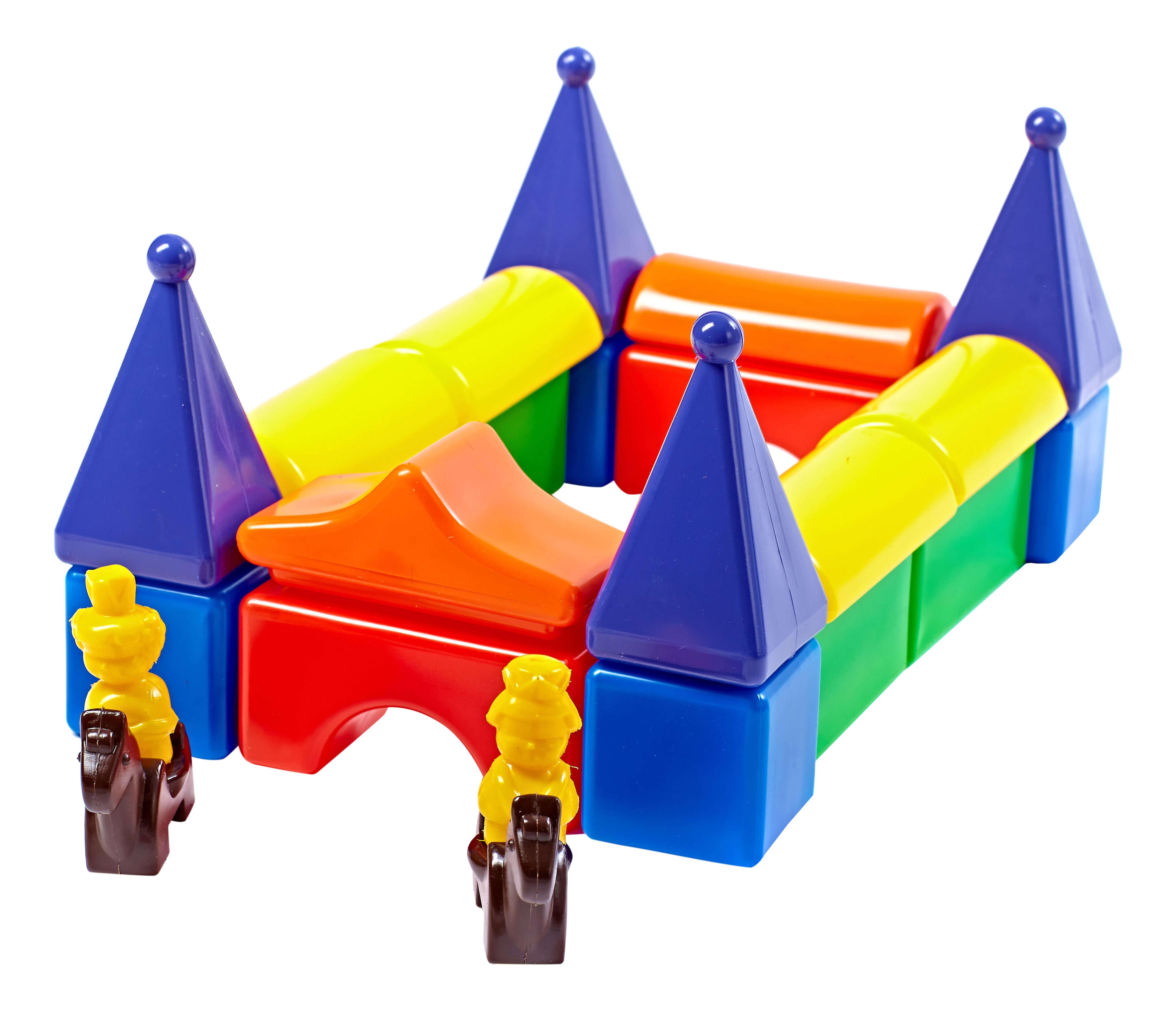 Конструктор для малышей Строим вместе счастливое детство Постоялый двор-2 5251
