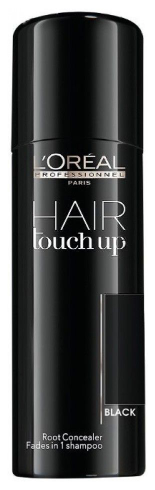 Купить Тонирующее средство L'Oreal Professionnel Hair Touch Up Black 75 мл