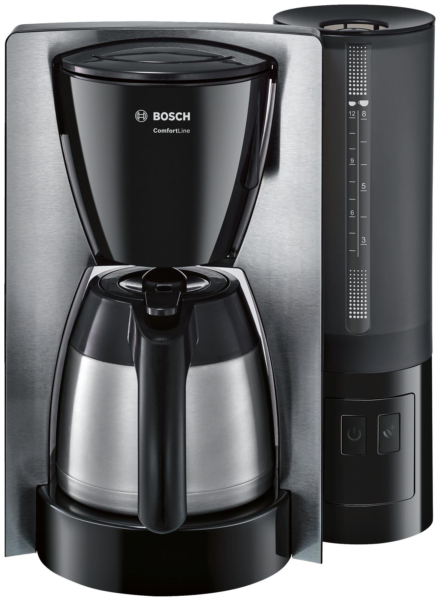 Кофеварка капельного типа Bosch ComfortLine TKA6A683 Black