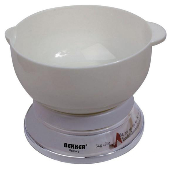 Весы кухонные Bekker Koch BK 23