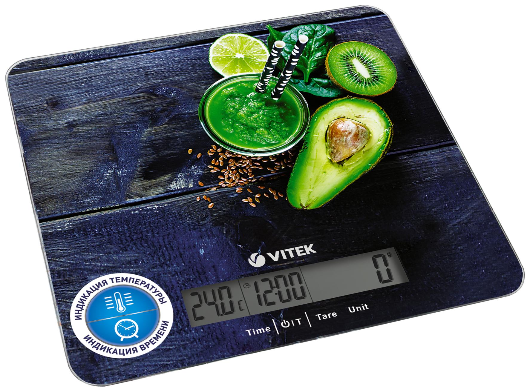 Весы кухонные Vitek VT 2425 BK
