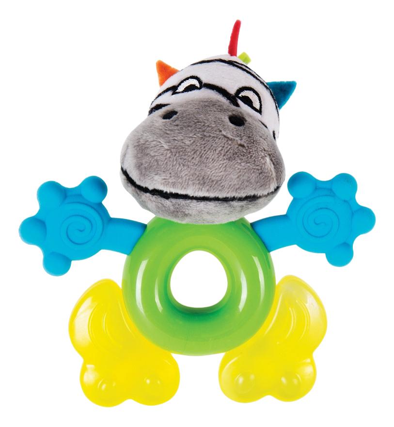 Купить Прорезыватель-погремушка Фру-Фру Happy Snail 17HST06FR,