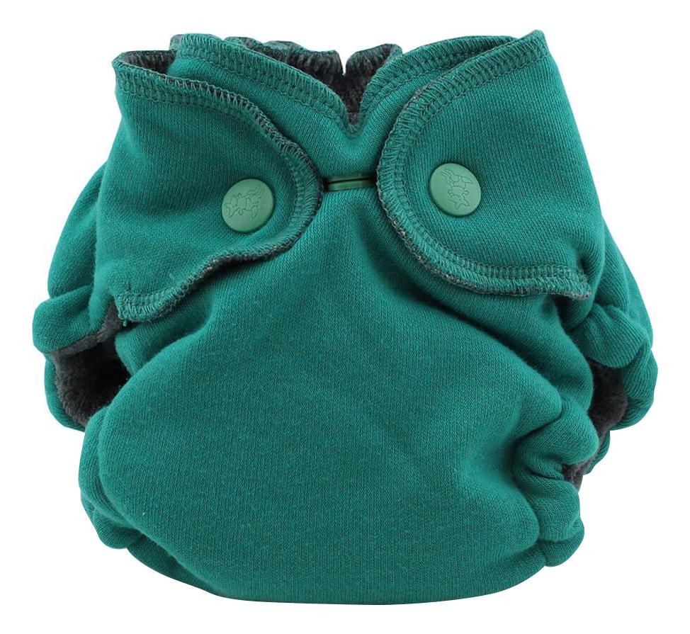 Многоразовый подгузник 2-6 кг, Organic Newborn Atlantis Ecoposh