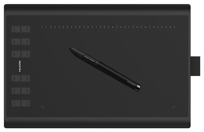 Графический планшет Huion NEW 1060 PLUS фото