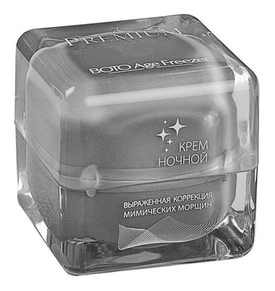 Крем для лица Premium Boto Age Freezer Выраженная коррекция мимических морщин 30 мл фото