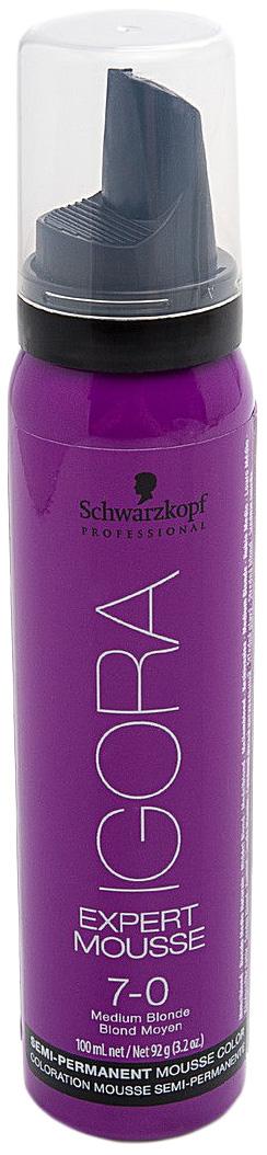 Купить Мусс для волос Schwarzkopf Professional Тонирующий мусс 7-0