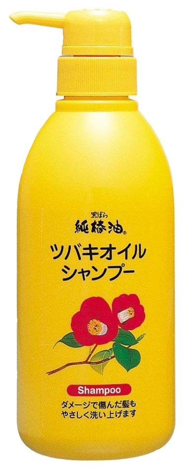 Шампунь Kurobara Tsubaki Oil 500 мл фото