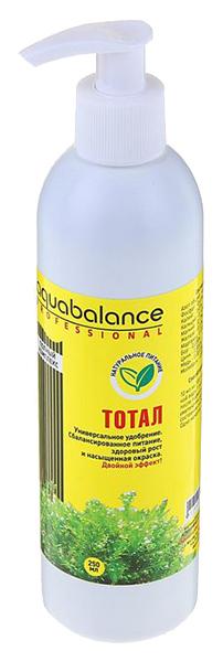 Удобрение для аквариумных растений Aquabalance Тотал