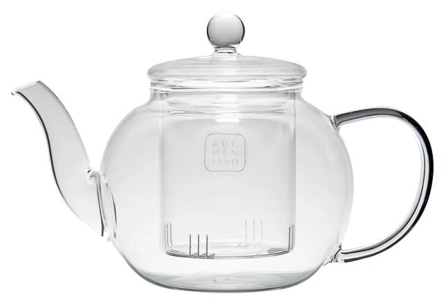 Заварочный чайник Kuchenland P12-036 Прозрачный