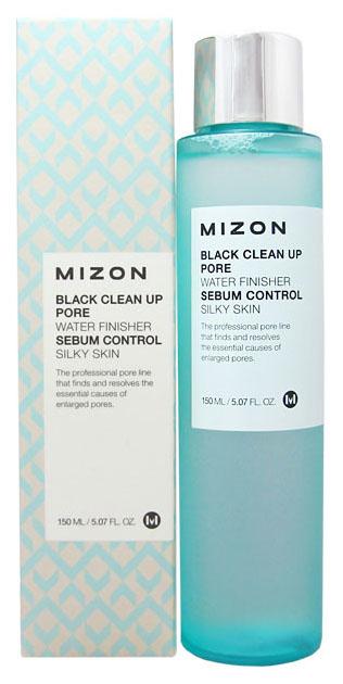 Купить Тоник для лица Mizon Black Clean Up Pore Water Finisher 150 мл