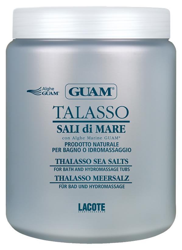 Купить Соль для ванн Guam Talasso 1 кг