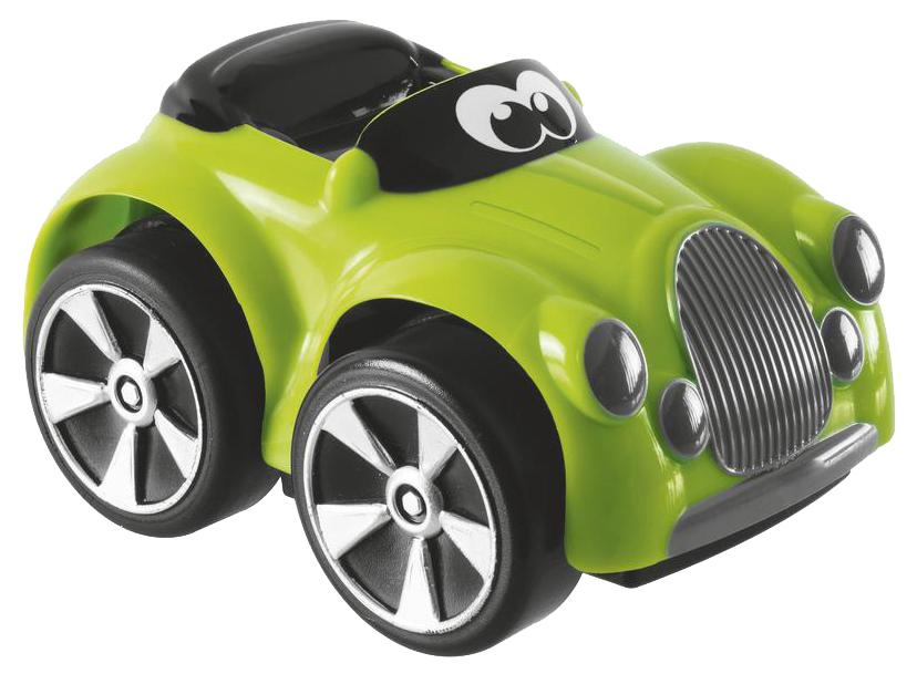 Купить Машинка пластиковая Chicco Turbo Touch Gerry зеленая, Игрушечные машинки