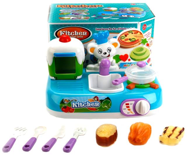 Купить Игровой набор Shantou Gepai Кухня ZY748570, Детская кухня