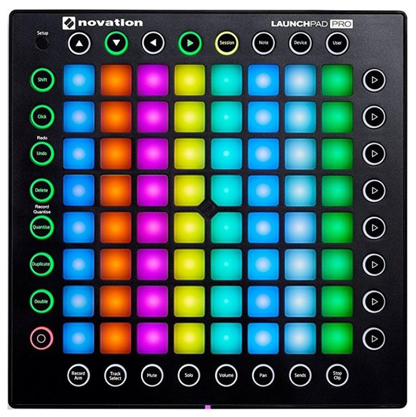 DJ-контроллер Novation Launchpad Pro фото