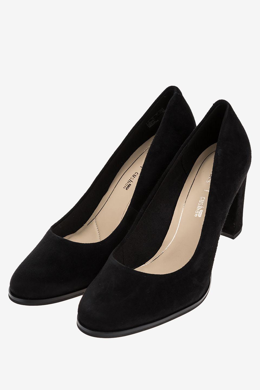 Туфли женские Clarks черные