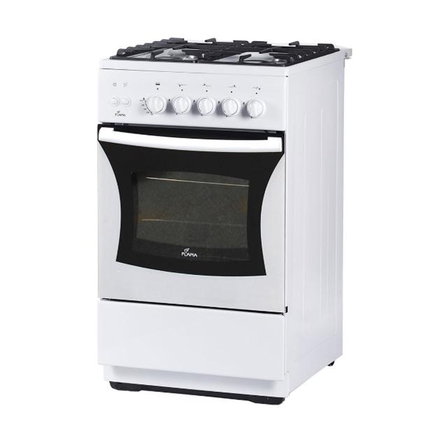 Газовая плита Flama FG 24230 W White