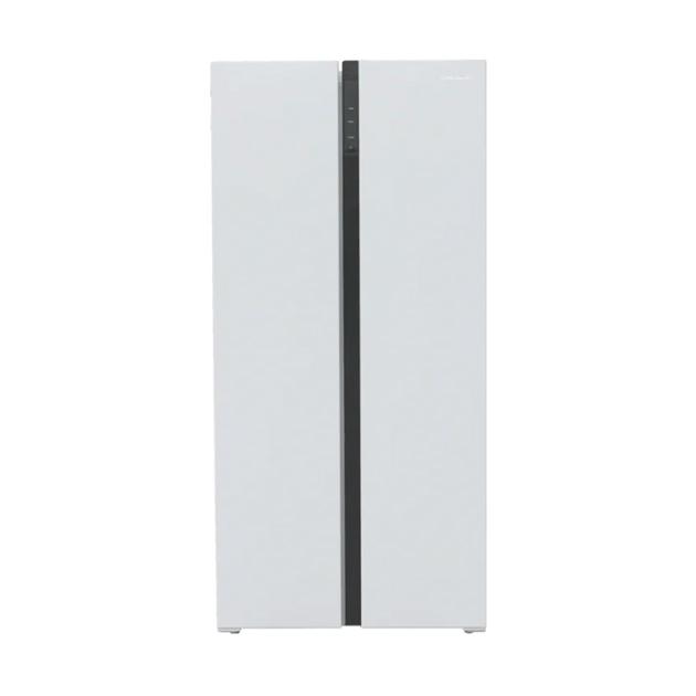 Холодильник Shivaki SBS 444 DNFW White