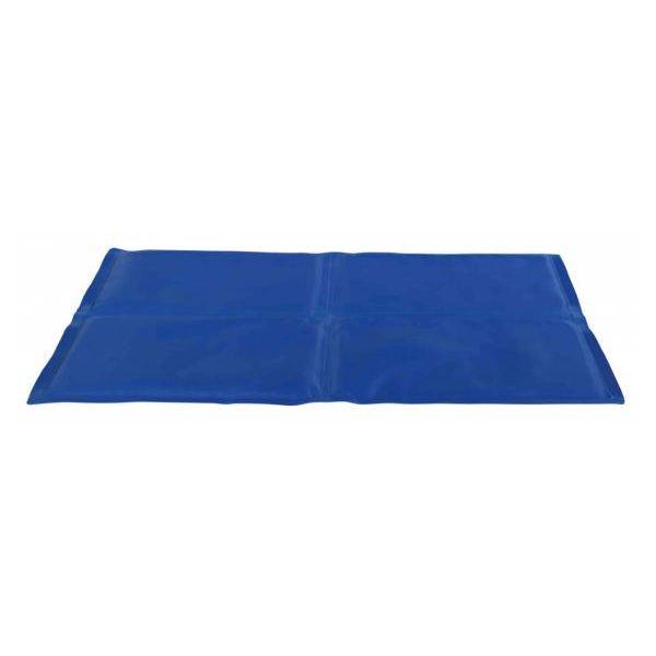Подстилка для собак TRIXIE охлаждающая, синяя, 65x50