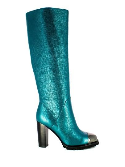 Сапоги женские Just Couture зеленые