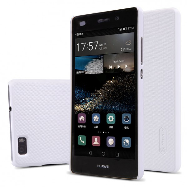 Чехол Nillkin Matte для Huawei P8 Lite White