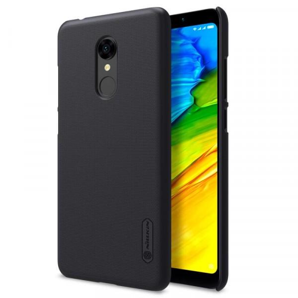 Чехол Nillkin Matte для Xiaomi Redmi 5 Plus / Redmi Note 5 SC Black