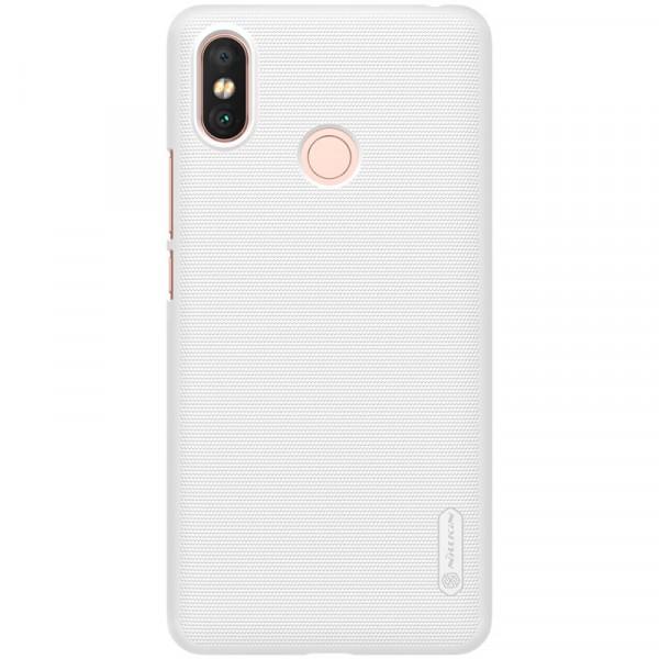Чехол Nillkin Matte для Xiaomi Mi Max 3 White