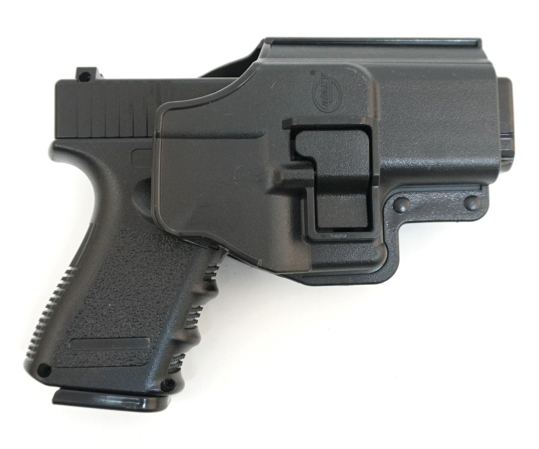 Страйкбольный пружинный пистолет Galaxy Китай (кал. 6 мм) G.15+ (с кобурой) фото