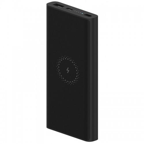 Внешний аккумулятор Xiaomi Mi Wireless YOUTH Power Bank 10000 mAh Black