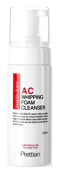 Пенка для умывания Prettian The Clean AC Whipping