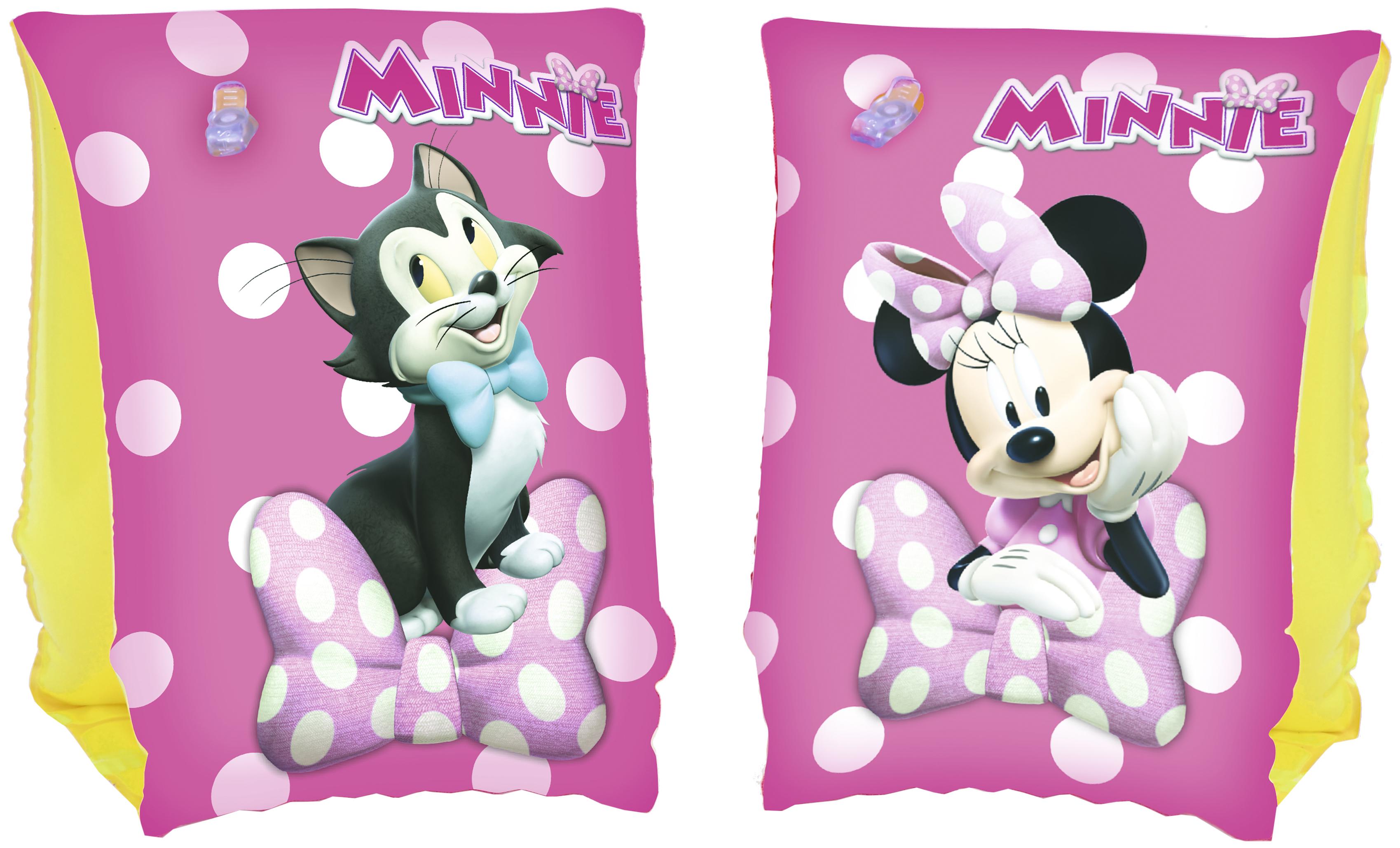 Нарукавники для плавания Minnie, 25 х