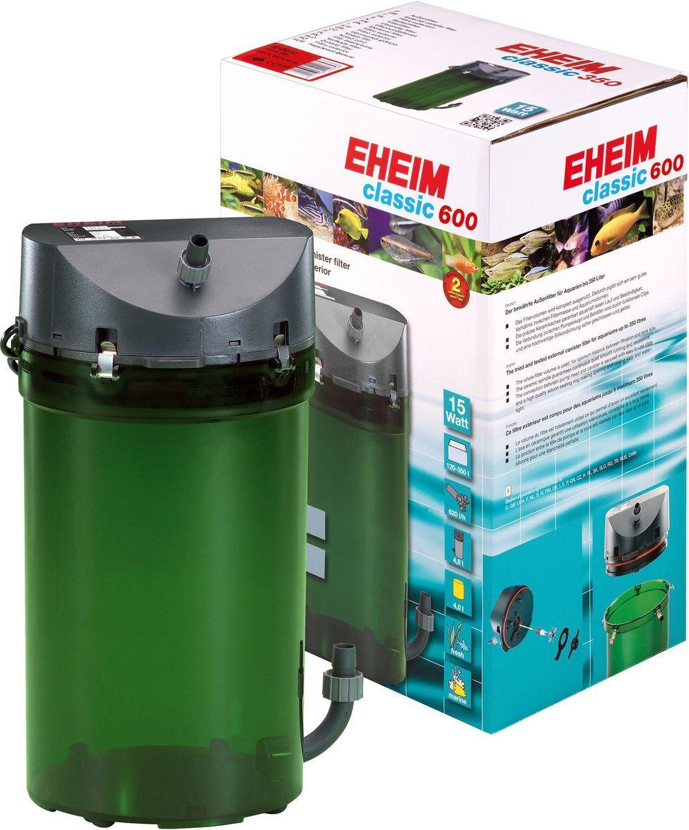 Фильтр для аквариума внешний Eheim Classic 600,