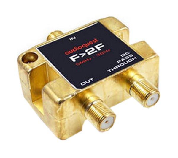 Антенный разветвитель AudioQuest F plug