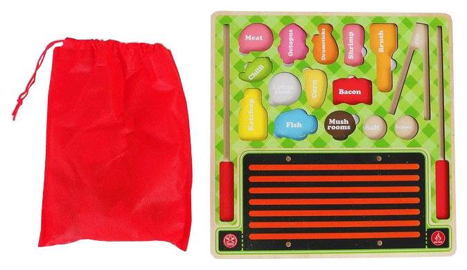 Набор продуктов игрушечный Sima-Land На пикнике 4346761