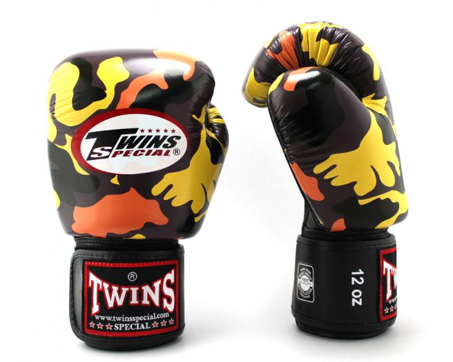 Боксерские перчатки Twins Fancy Boxing Gloves FBGVL3