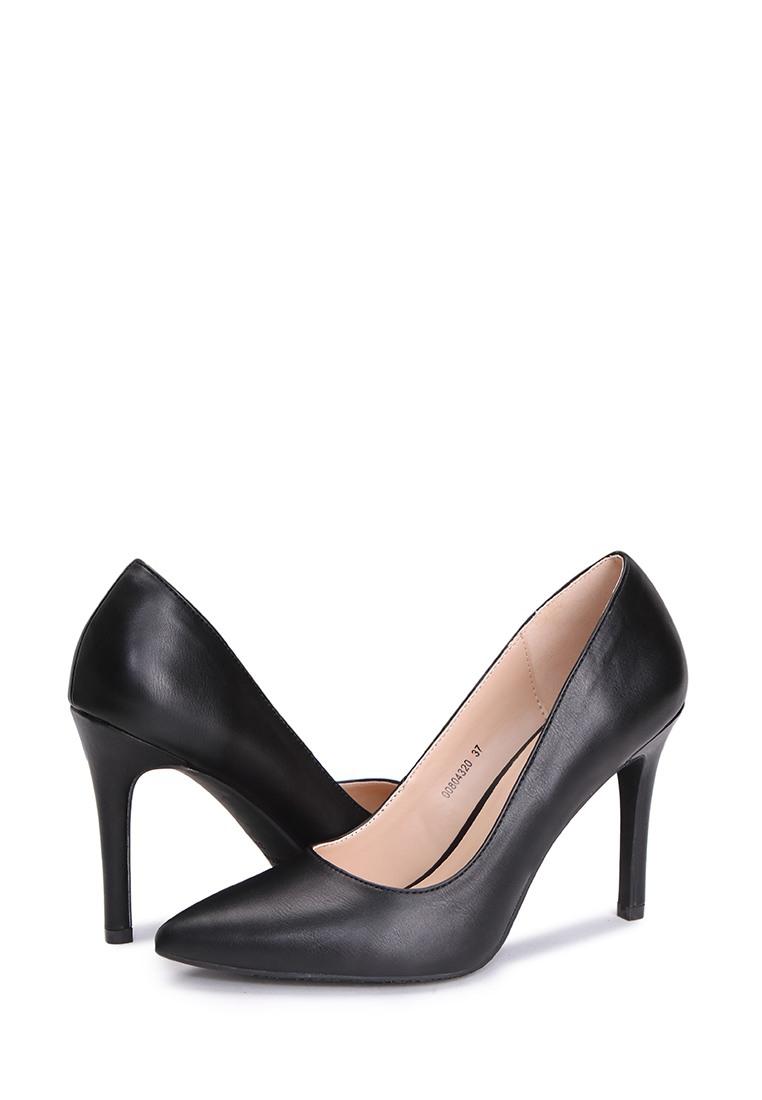 Туфли женские T.Taccardi K0267-1A черные 35 RU