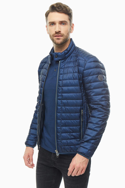 Куртка мужская Marc O'Polo 080170076/885 синяя XL