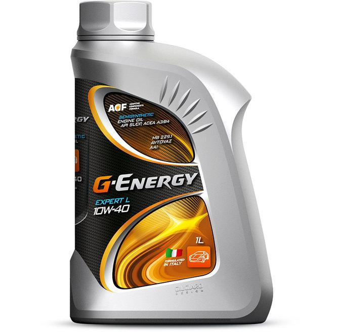 Моторное масло G-Energy Expert L 10W-40 1л