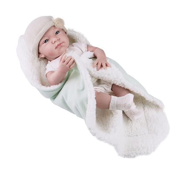 Купить Кукла Paola Reina Бэби C одеяльцем 36 см, Классические куклы