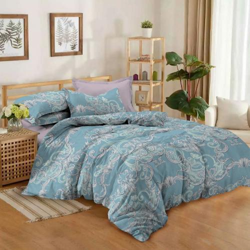 Комплект постельного белья двуспальный Amore Mio, Salsa