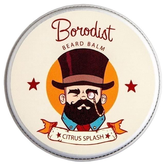 Бальзам для бороды Borodist Citrus Splash