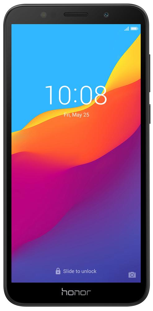 Смартфон Honor 7S 16Gb Black (DRA-LX5) фото