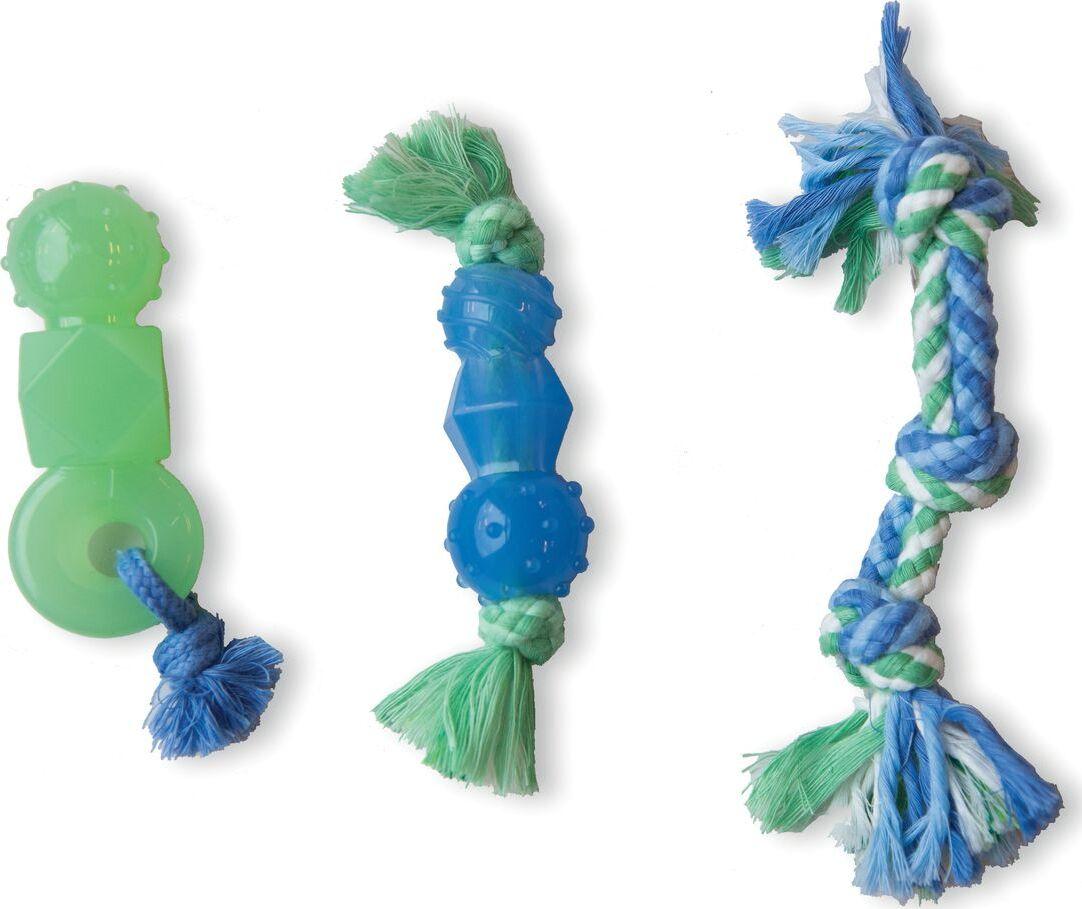 Жевательная игрушка для собак Petstages Mini ОРКА Дентал, 15 см
