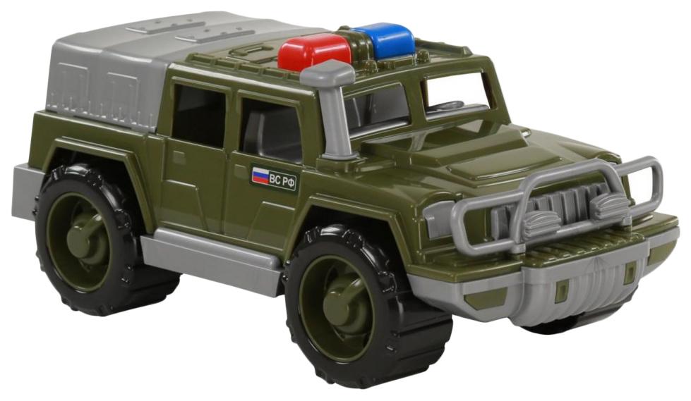 Купить Джип Полесье Защитник 63663, Военный транспорт