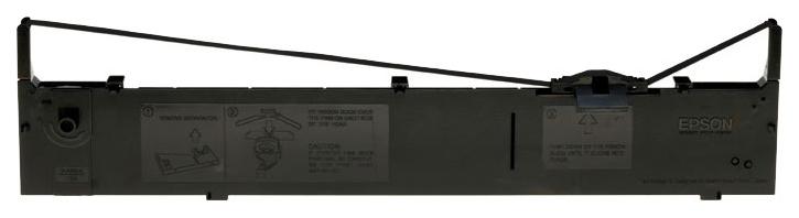 Картридж для матричного принтера Epson C13S015086BA, черный,