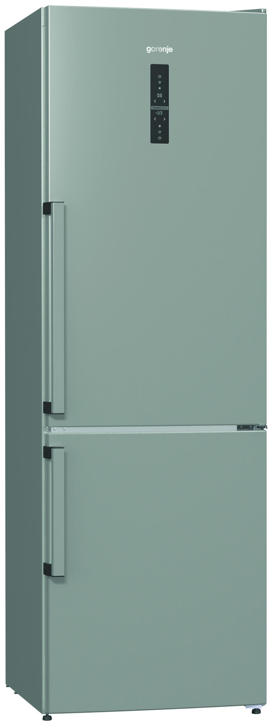 Холодильник Gorenje NRC6192TX Silver