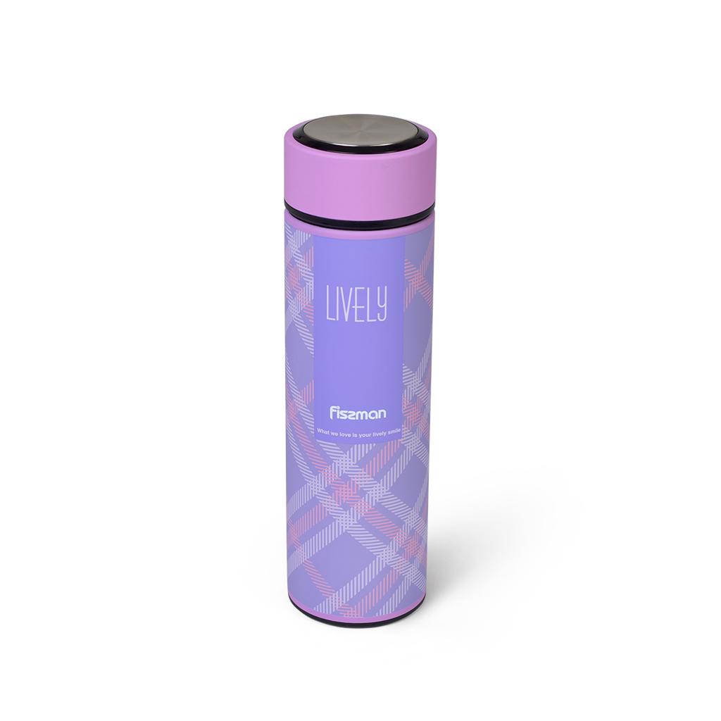 Термос Fissman 9779 Фиолетовый
