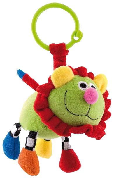 Развивающая игрушка Canpol Babies Погремушка Сумасшедшие животные